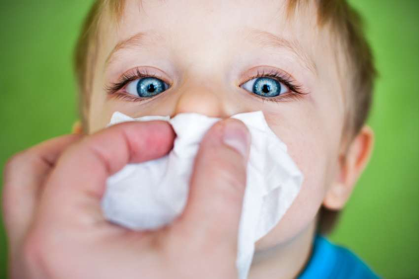 Hygiène nasale